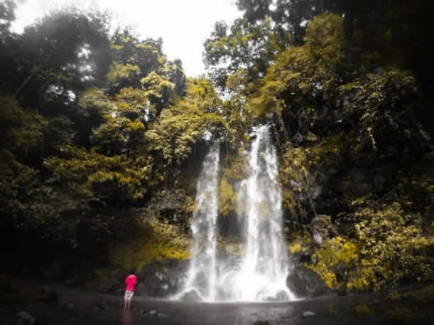 Air Terjun Telepak Banyuwangi