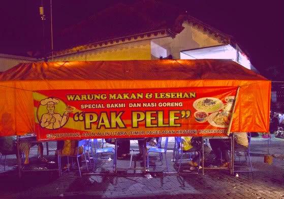 Bakmi Jawa Pak Pele Yogyakarta