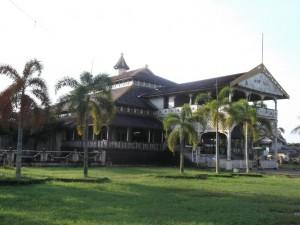 Istana Kesultanan Kadriah Pontianak