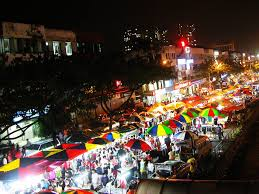 Ngarsopura Night Market Solo