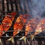 Pantai Blimbingsari - Wisata kuliner ikan bakar Banyuwangi 2