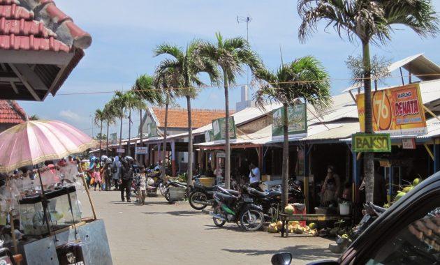 Pantai Blimbingsari - Wisata kuliner ikan bakar Banyuwangi