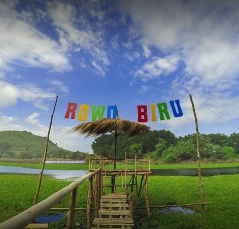 Rowo Biru