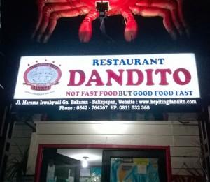 Rumah Makan Kepiting Dandito