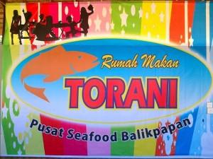 Rumah Makan Torani balikpapan
