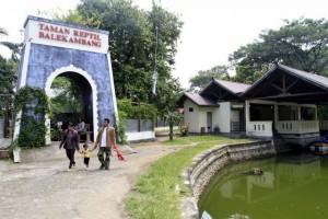 Taman Balekambang - tempat wisata di solo