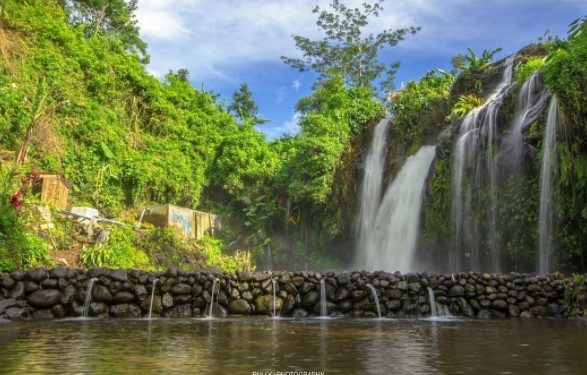 Wisata Air Terjun Temcor Banyuwangi
