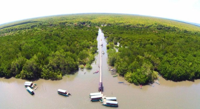 mangrove bedul eco tourism Banyuwangi