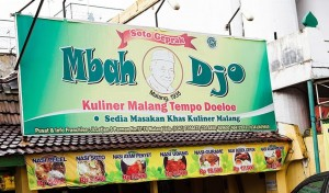 Bakso Geprak Mbah Djo Malang