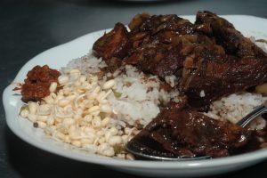 Tempat wisata kuliner - Rawon Brintik Malang