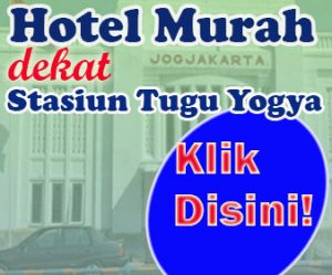 Hotel MUrah dekat Stasiun Tugu