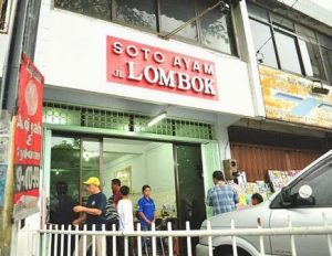 wisata kuliner soto lombok malang