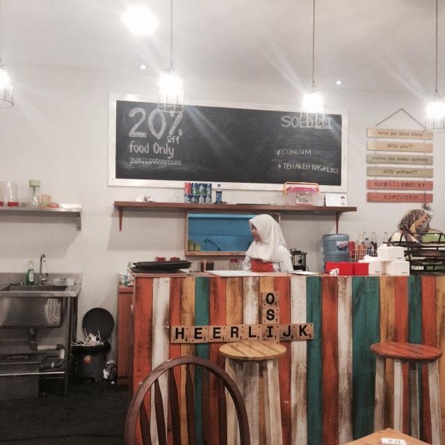 Heerlijk Osing Cafe Banyuwangi