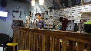 Minak Kopi Coffe Shop Banyuwangi