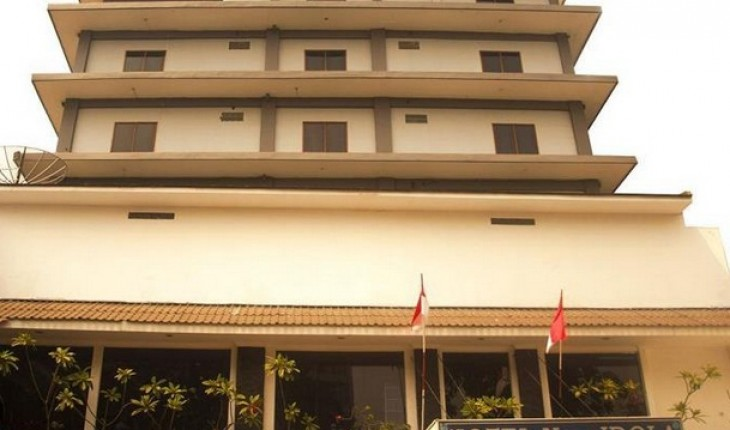 hotel new idola pramuka - hotel murah kawasan pramuka