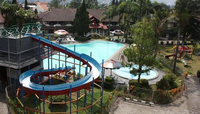 Hotel Parama Puncak Bogor