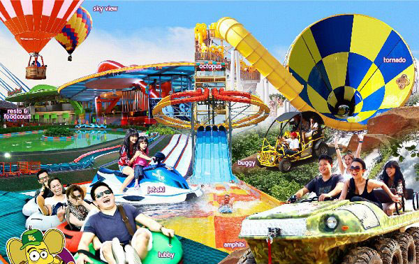 Tempat Wisata Di Bandung Yang Menarik