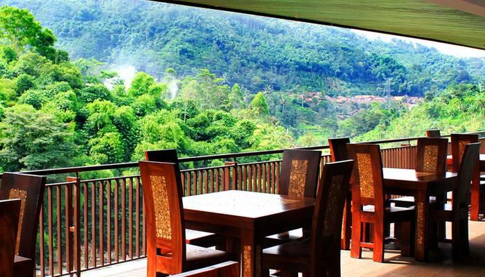 DRiam Riverside Resort Ciwidey