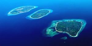 Gili Trawangan - Tempat Wisata di Lombok yang wajib dikunjungi