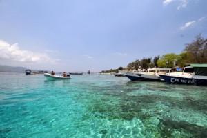 tempat wisata gilli nanggu lombok barat