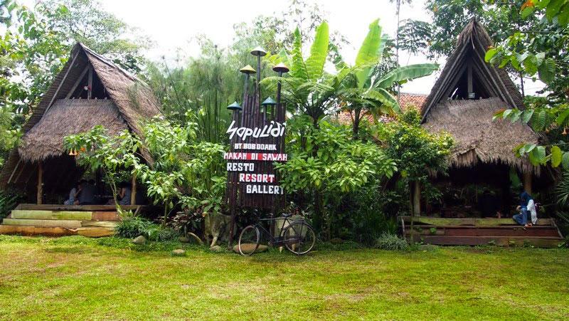 Destinasi Wisata Sapu Lidi Lembang Bandung