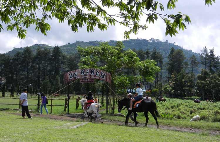 Tempat Wisata Alam De Ranch