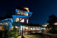 Tempat Wisata Kuliner The Peak Lembang Bandung