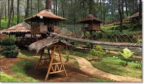 byek Wisata Keluarga Grafika Cikole Lembang Bandung