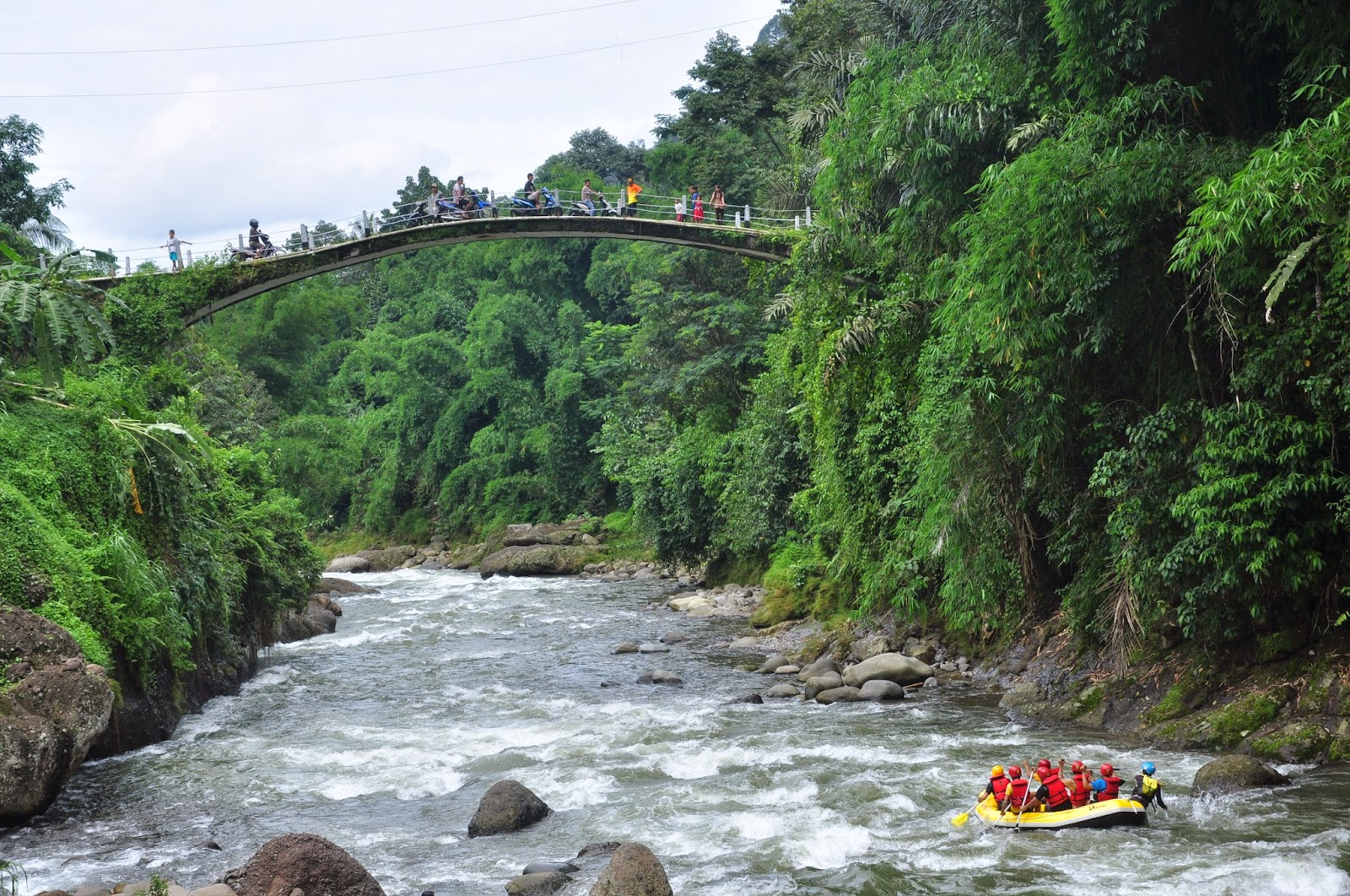 Tempat Wisata Desa Wisata Lolong Pekalongan