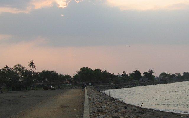 Tempat wisata pantai Slamaran Pekalongan