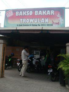 Bakso Bakar Trowulan ABM Malang