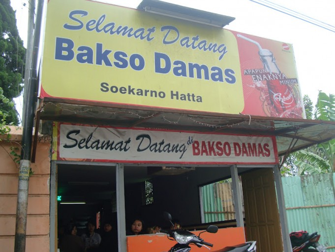 Bakso Damas Malang - Bakso JUmbo Malang