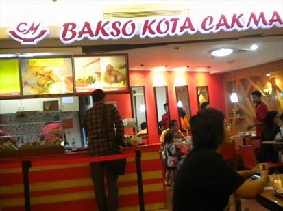 Bakso Kota Cak Man - Wisata kuliner Malang