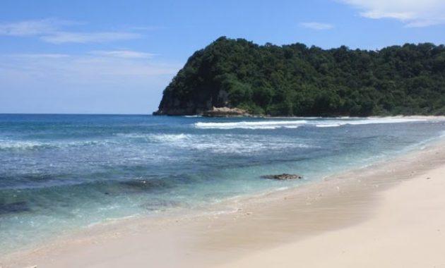 Pantai Klatak Tulungagung