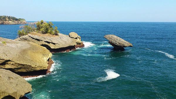 Pantai Popoh Tulungagung - Tempat wisata pantai