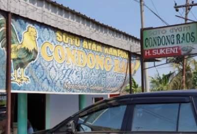 Soto Ayam Condong Raos Tulungagung