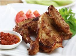 Ayam Panggang Sari Jaya Jember