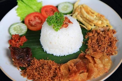 Nasi Langgi Lengkap - Depot Jawa Timur