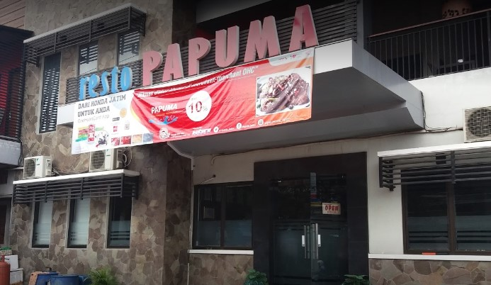 Resto Papuma Jember