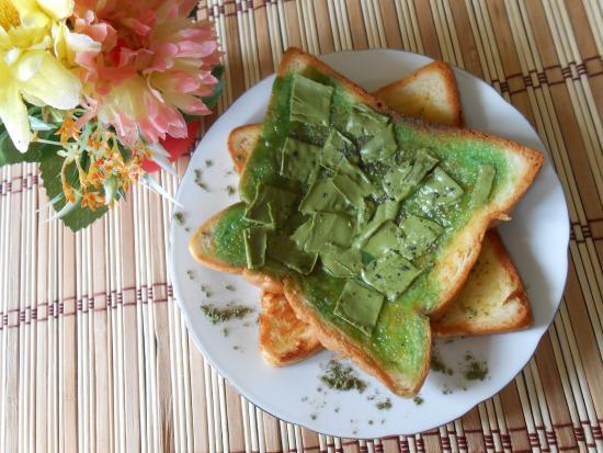 Roti Bakar Tjiliwoeng Jember