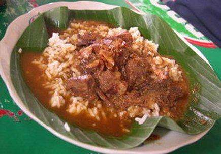Nasi Gandul Pak Subur Semarang
