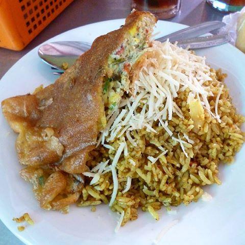 Nasi Goreng Padang Bang Jo