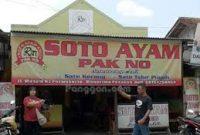 Soto Pak No Semarang