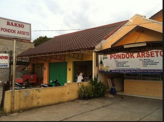 Bakso Pondok Arseto Bojongsari Depok