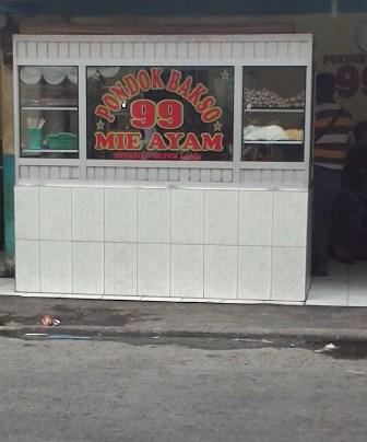 pondok bakso 99 Depok lama