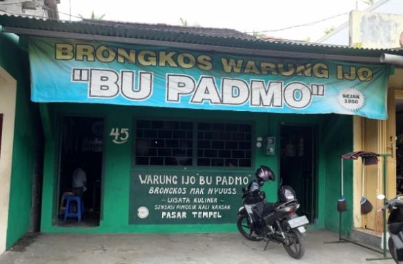 Brongkos Bu Padmo