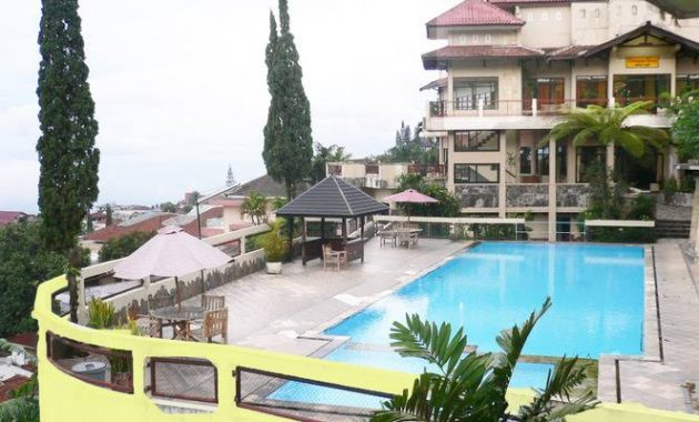 Foresta Inn Family Resort Tretes Pasuruan