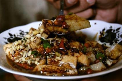 Kuliner Tepo Tahu Ngawi
