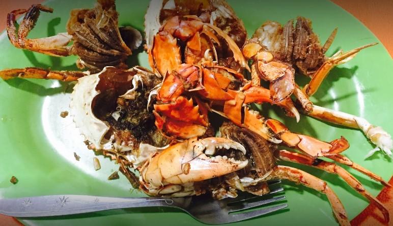 Warung Seafood Pak Jenggot Yogya