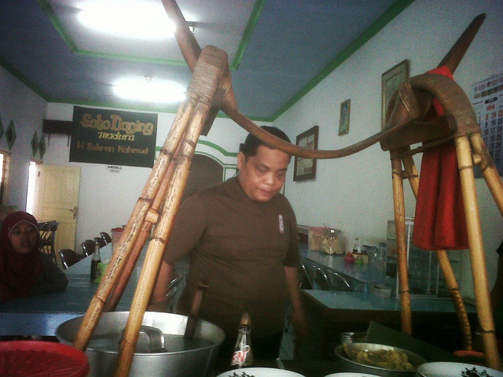 Soto Daging H. Sukron Mahmud